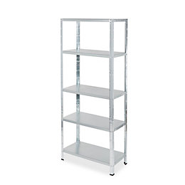 Form Axial Galvanised Shelving Unit (H)1800mm (W)750mm