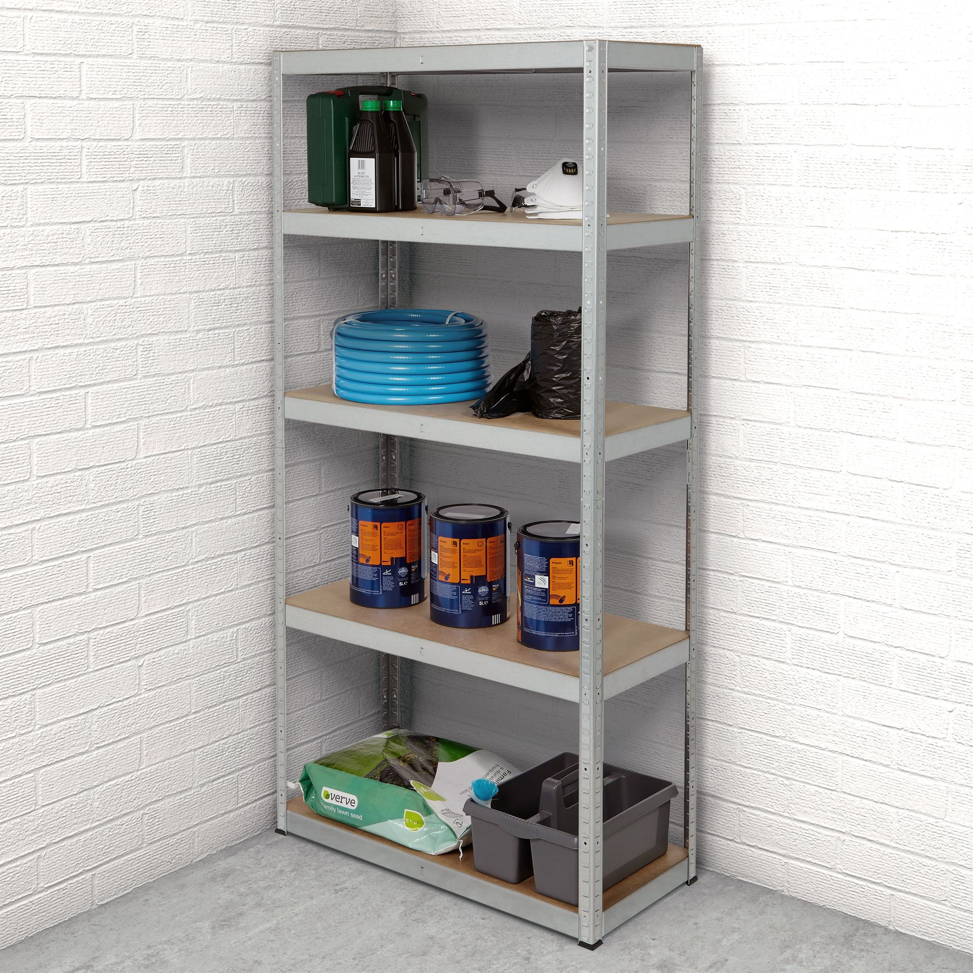Shop Garage Storage. Metal Shelving Units : garage storage units  - Aquiesqueretaro.Com