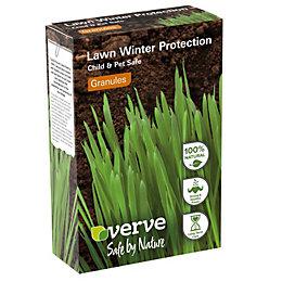 Verve Winter protection Organic fertiliser granules 100m² 20L