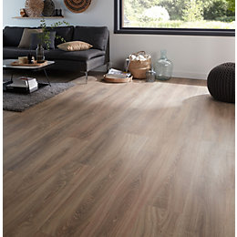 Albury Natural Oak Effect Laminate Flooring 2.467 m²