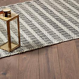 Gladstone Dark oak effect Laminate flooring 1.996 m²