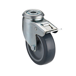 Tente Locking Swivel Castor 75mm