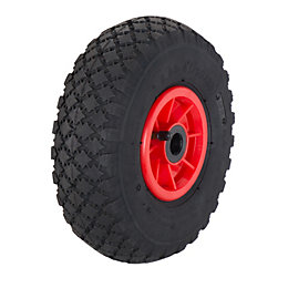 Tente (Dia)260mm Swivel Pneumatic Tyre
