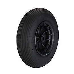 Tente (Dia)400mm Swivel Pneumatic Tyre