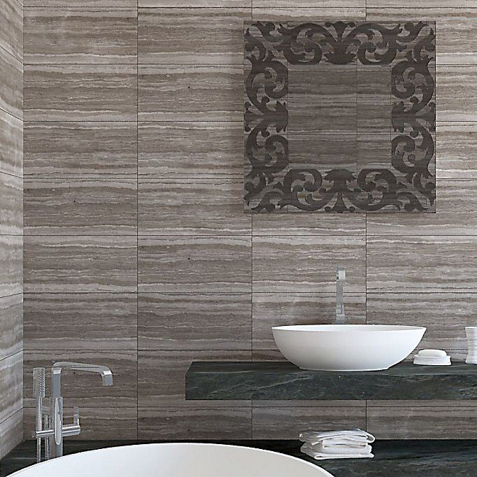 Tile Effect Bathroom Wall Panels Bq