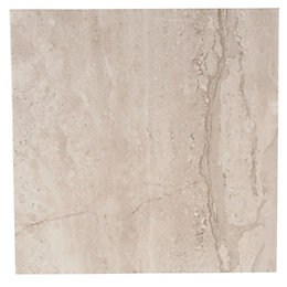 Bali Grey Stone effect Porcelain Floor tile, Pack