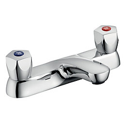 Armitage Shanks Sandringham Chrome finish Bath mixer tap