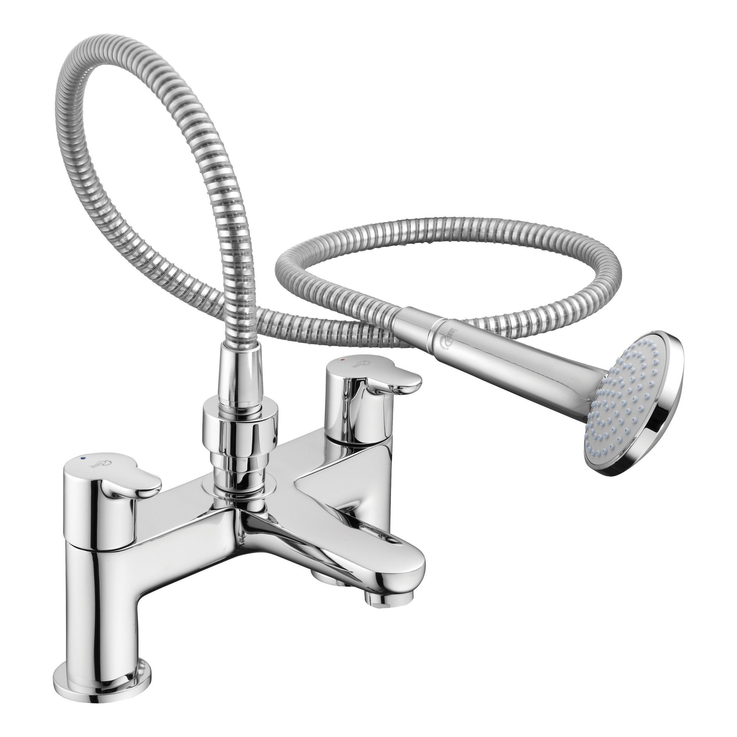 Ideal Standard Concept Chrome Bath Shower Mixer Tap | Departments ...