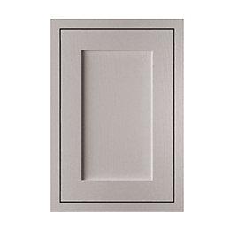 Cooke & Lewis Carisbrooke Taupe Framed Standard Door