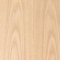 4 panel Shaker Oak veneer LH & RH Internal Door, (H)1981mm (W)762mm (T)35mm