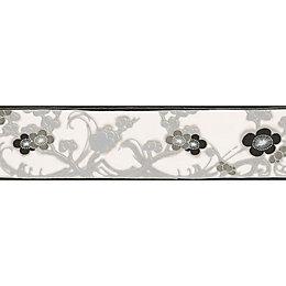 A.S. Creation Bonsai Multicolour Floral Border
