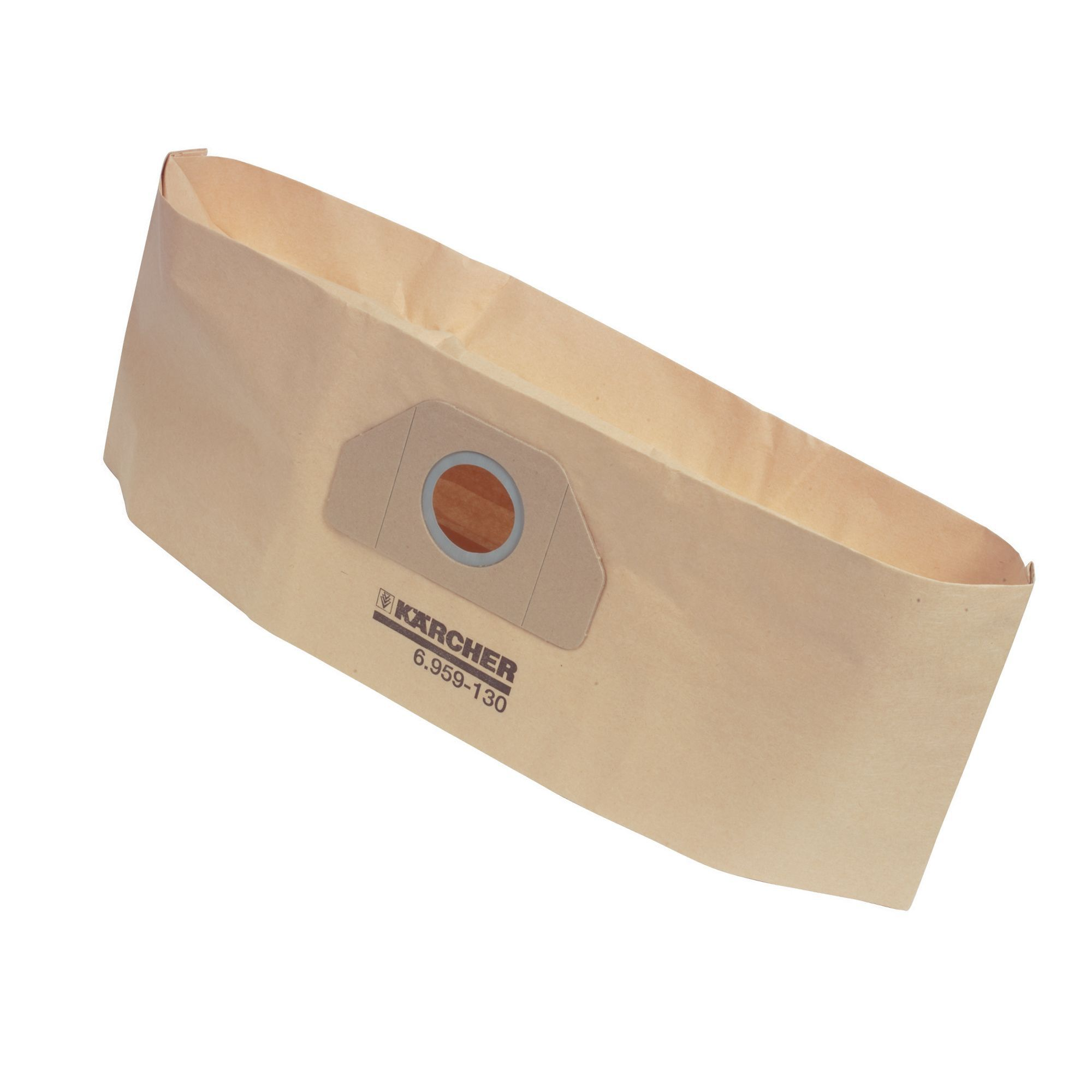 Karcher A2200 & A2554 Vacuum bags, Pack of 5 | Departments ...