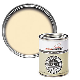 colourcourage Sables De France Matt Emulsion Paint 0.125L