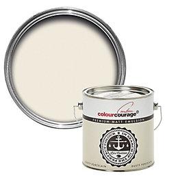 colourcourage Dusty porcelain Matt Emulsion paint 2.5L