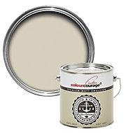 colourcourage Soft grey Matt Emulsion paint 2.5L
