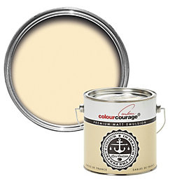 colourcourage Sables de france Matt Emulsion paint 2.5L
