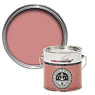 colourcourage Sucia rosa Matt Emulsion paint 2.5L