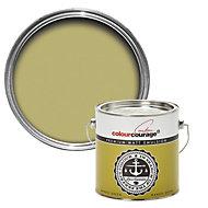 colourcourage Mango green Matt Emulsion paint 2.5L