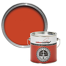 colourcourage Berry boom Matt Emulsion paint 2.5L