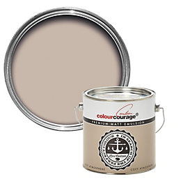 colourcourage Cozy atmosphere Matt Emulsion paint 2.5 L