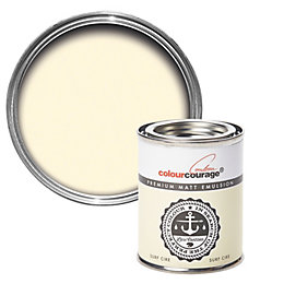 colourcourage Surf cire Matt Emulsion paint 0.13L Tester