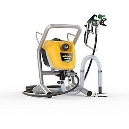 Wagner High efficiency airless (HEA) Paint sprayer Control