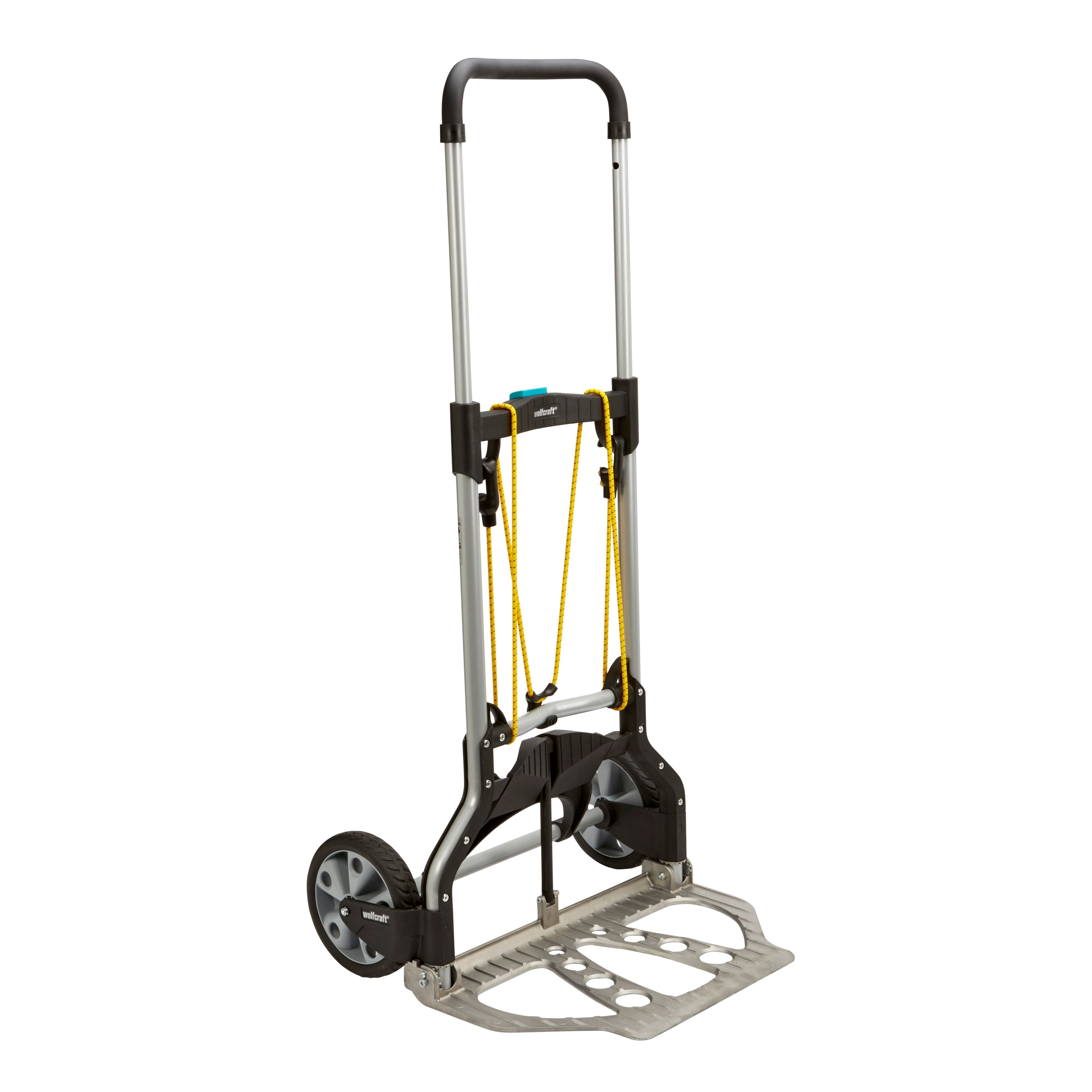 Wolfcraft Heavy Duty Foldable Hand Truck Max Weight