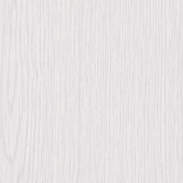 D-C-Fix Wood Effect White Self Adhesive Film (L)2M