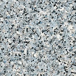 D-C-Fix Granite Effect Grey Self Adhesive Film (L)2M