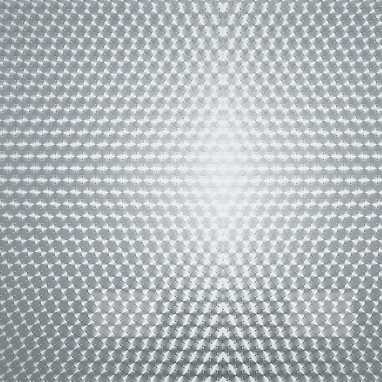 D C Fix Circles Metallic Effect Self Adhesive Window Film