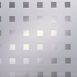 D-C-Fix Squares Static cling window film (L)1.5m (W)680mm