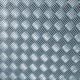 D-C-Fix Criss Cross Checkerboard Metallic Effect Silver Self