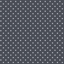 D-C-Fix Stars Metallic Effect Dark Grey Self Adhesive