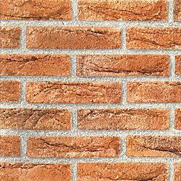 D-C-Fix Brick Brick Red Self Adhesive Film (L)2M