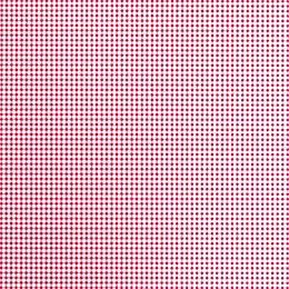 D-C-Fix Gingham Check Red Self Adhesive Film (L)2M