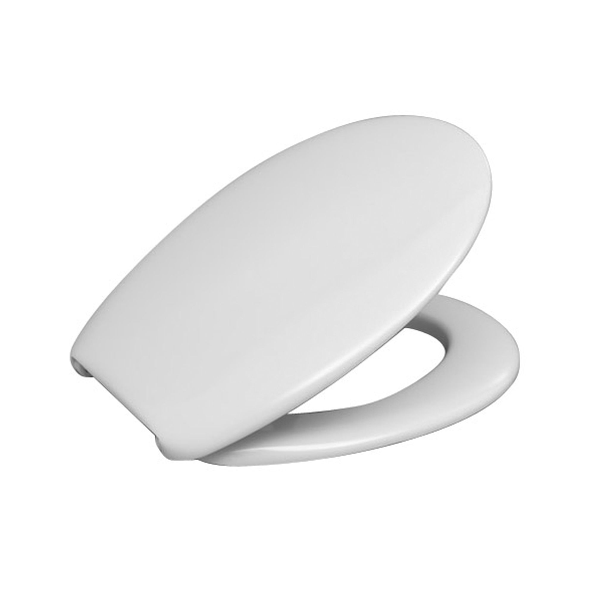 Marvelous Cedo Poplar White Toilet Seat Departments Diy At Bq Creativecarmelina Interior Chair Design Creativecarmelinacom