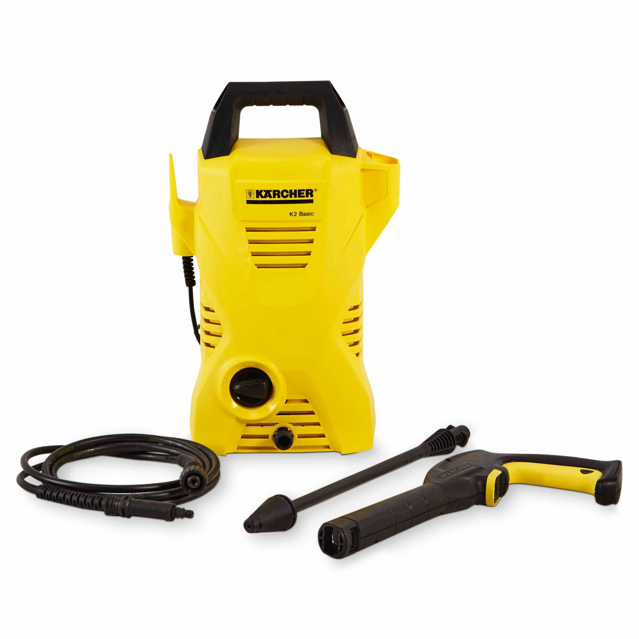 Karcher K2 Basic Pressure Washer 1400 W | Departments | DIY at B&Q