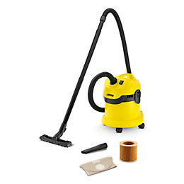 Karcher Corded Bagless Wet & Dry Vacuum WD2