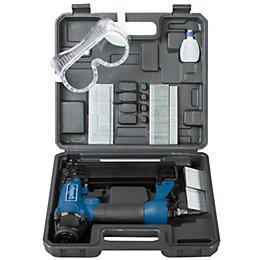 Scheppach 5 Piece Air Nail Gun Kit