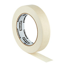 Scotch Beige Masking Tape (L)50M (W)24mm