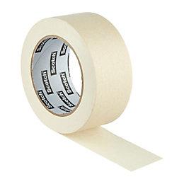 Scotch Beige Masking Tape (L)50M (W)48mm