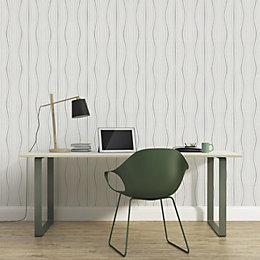 A.S. Creation Pop Colours Metallic Finish Wallpaper