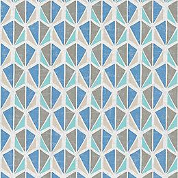 A.S. Creation Pop Colours Geometric Diamond Matt Finish