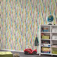 A.S. Creation Pop colours Metallic Wallpaper