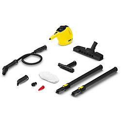 Karcher Corded Steamer Stick & Floor Kit SC1