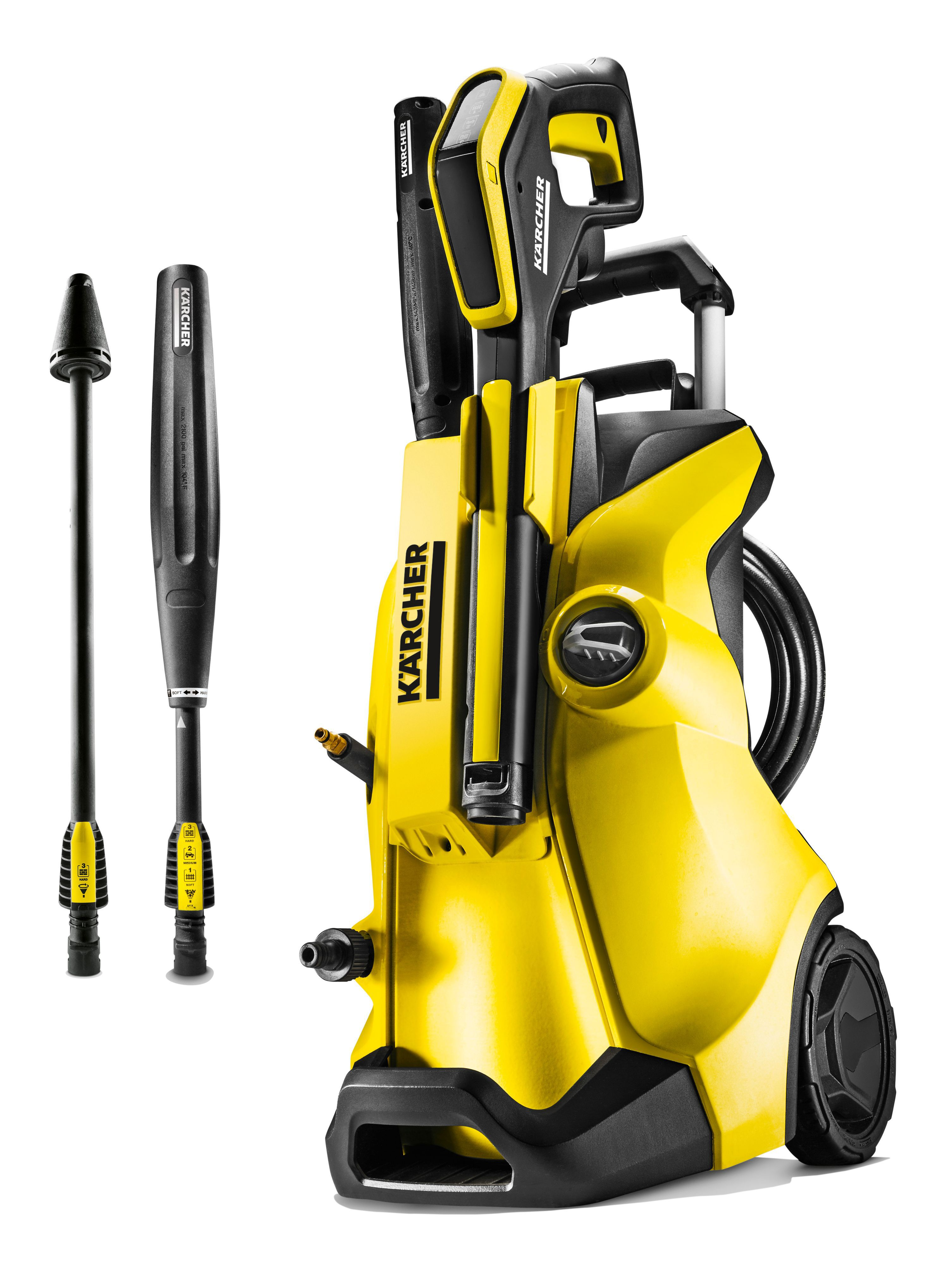karcher k4 full control pressure washer departments diy at b q. Black Bedroom Furniture Sets. Home Design Ideas
