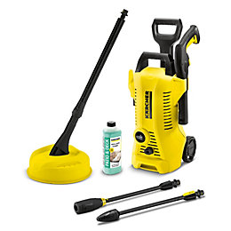Karcher K2 Full Control Range Pressure washer 1400