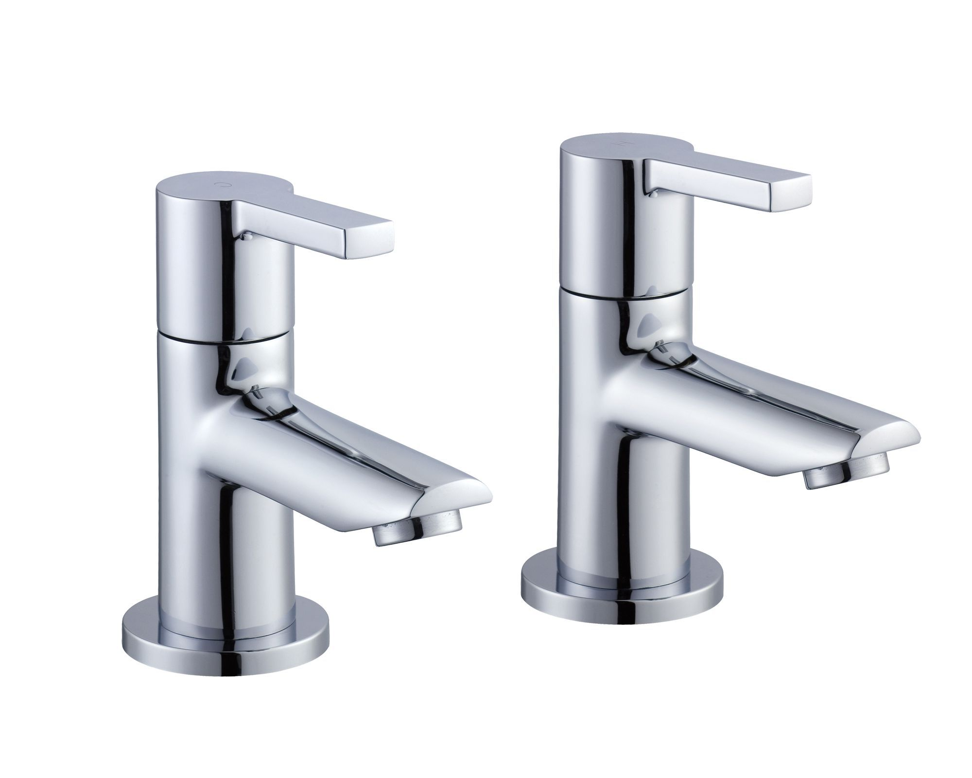 Cooke lewis purity hot cold basin pillar tap B q bathroom design service
