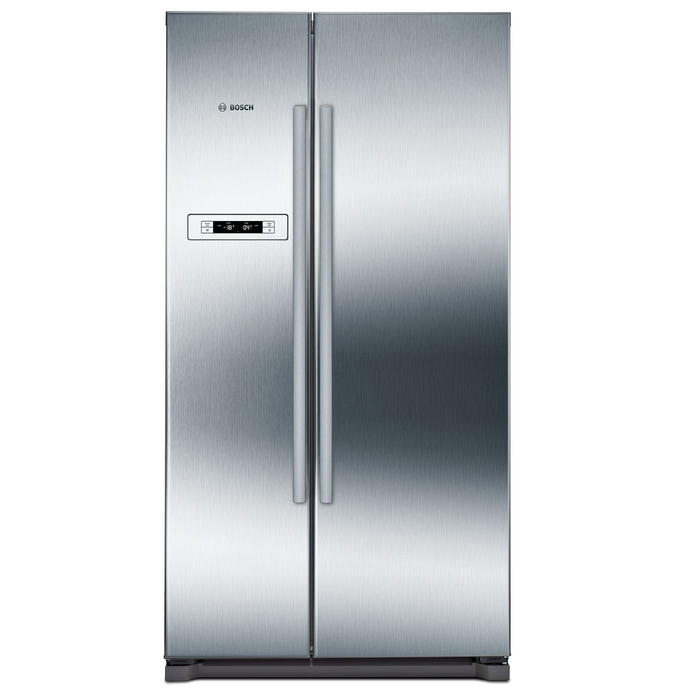 How To Trade >> Bosch KAN90VI20G Silver Fridge Freezer | Departments | TradePoint
