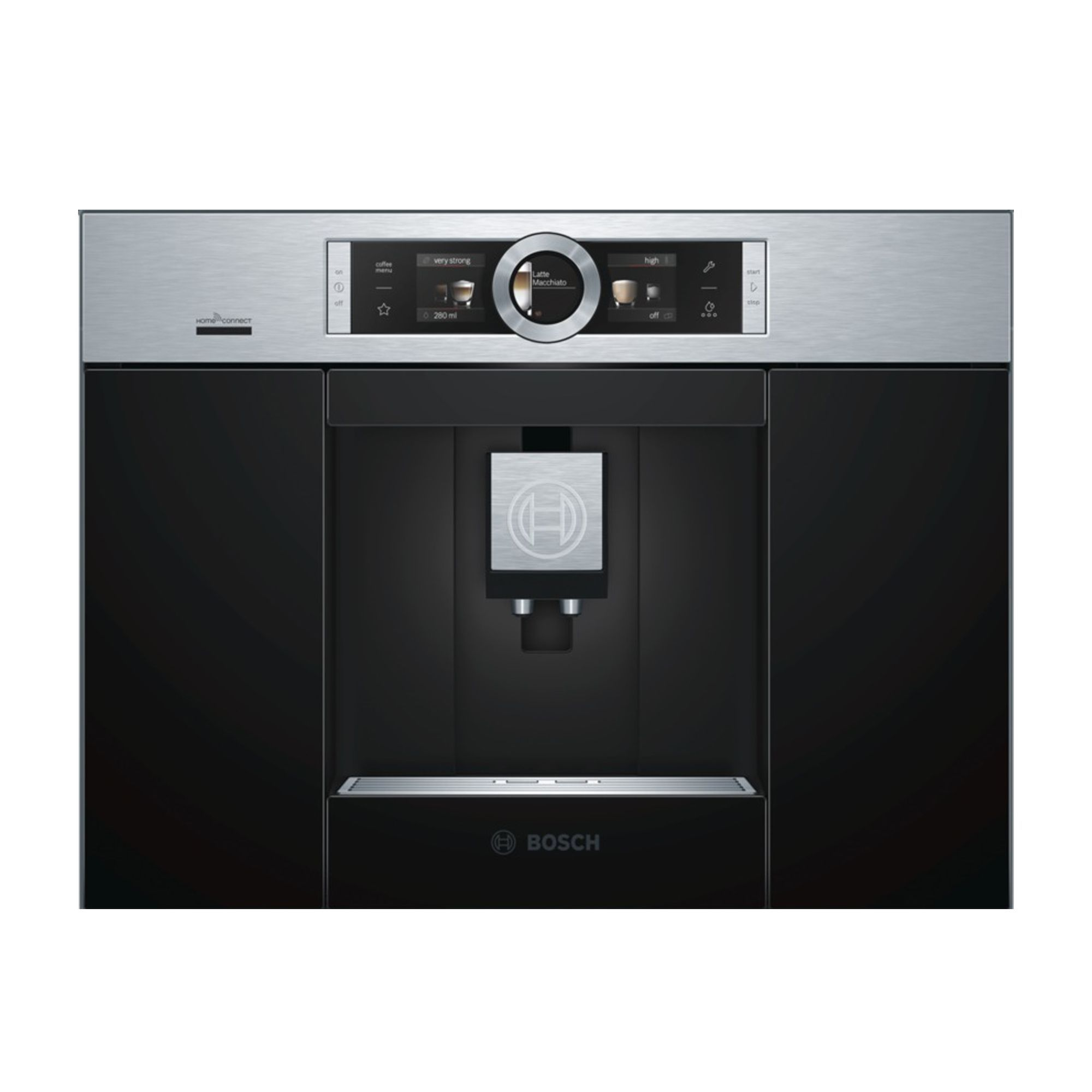 Bosch Prestige Small Fully-automatic Built In Coffee Maker